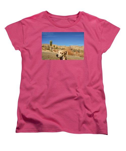 Women's T-Shirt (Standard Cut) featuring the photograph Headache by Angela J Wright