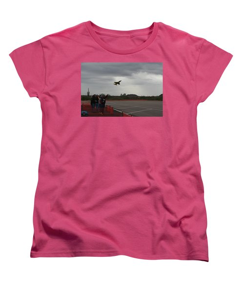 Heave Women's T-Shirt (Standard Cut) by David S Reynolds