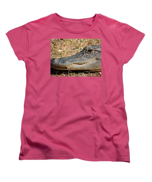 Heres Looking At You Women's T-Shirt (Standard Cut) by Kim Pate