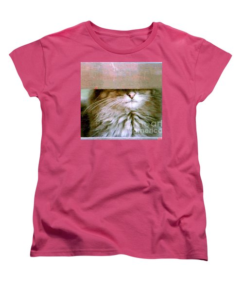 Women's T-Shirt (Standard Cut) featuring the photograph Hey Diddle Diddle by Michael Hoard