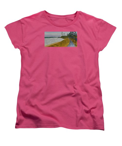 High Tide  Women's T-Shirt (Standard Cut)