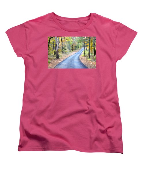 Home Sweet Home 2 Women's T-Shirt (Standard Cut) by Charlie and Norma Brock