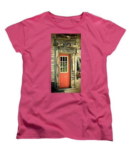 House Of The Seven Sisters Women's T-Shirt (Standard Cut) by Joan Carroll