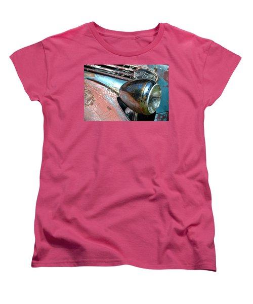 Women's T-Shirt (Standard Cut) featuring the photograph Hr-32 by Dean Ferreira