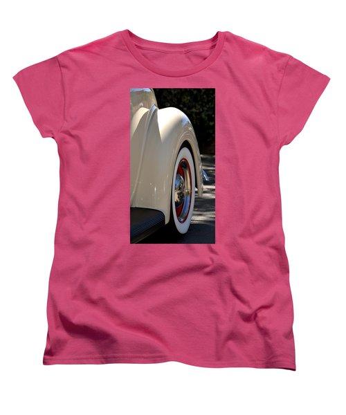 Women's T-Shirt (Standard Cut) featuring the photograph Hr-40 by Dean Ferreira