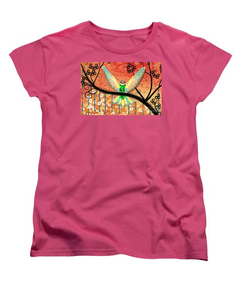 Hummer Love Women's T-Shirt (Standard Cut) by Kim Prowse