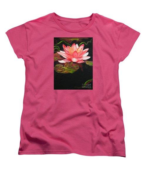 In Full Bloom Women's T-Shirt (Standard Cut)