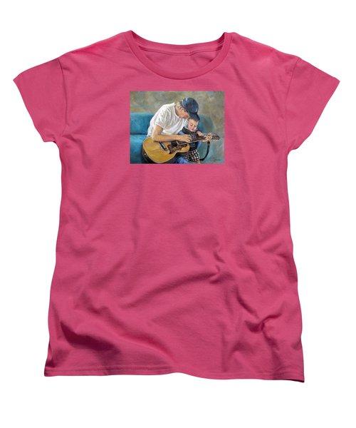 In Memory Of Baby Jordan Women's T-Shirt (Standard Cut) by Donna Tucker