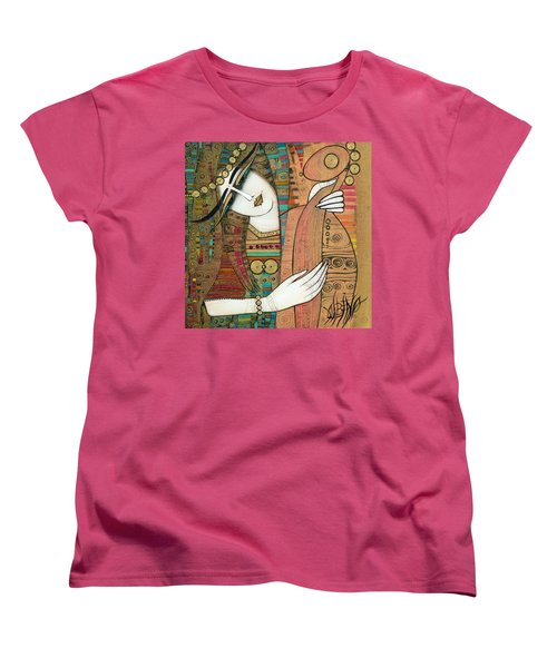 In The Past... Women's T-Shirt (Standard Cut)