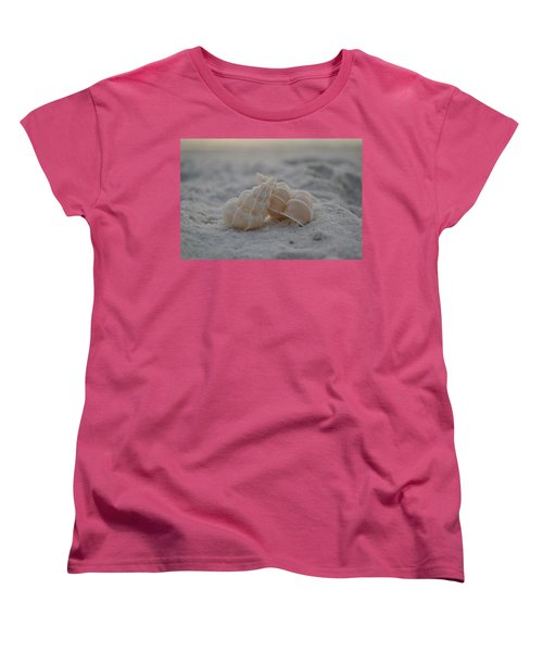 Women's T-Shirt (Standard Cut) featuring the photograph In Your Light by Melanie Moraga