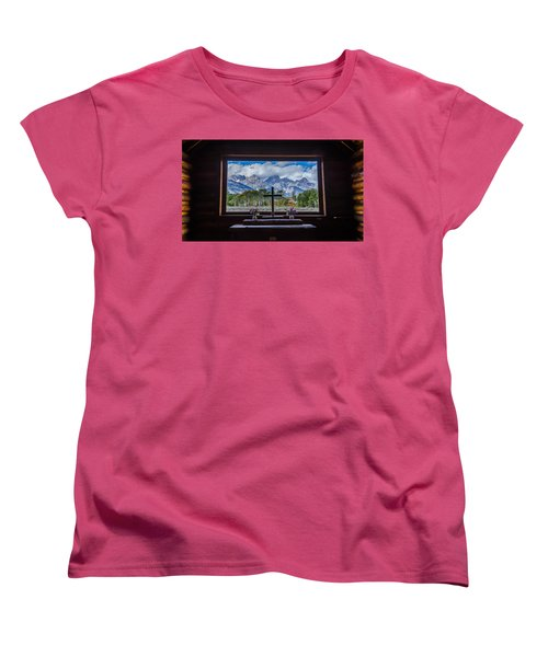 Inside Looking Out Women's T-Shirt (Standard Cut)