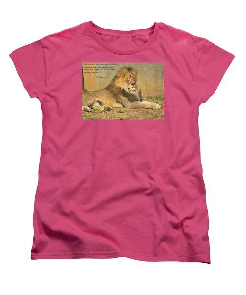 Inspirations 2 Women's T-Shirt (Standard Cut) by Sara  Raber