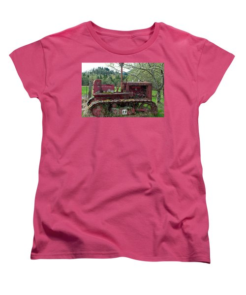 International Harvester Women's T-Shirt (Standard Cut) by Tikvah's Hope
