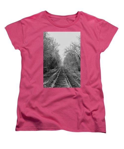 Into The Fog Women's T-Shirt (Standard Cut)