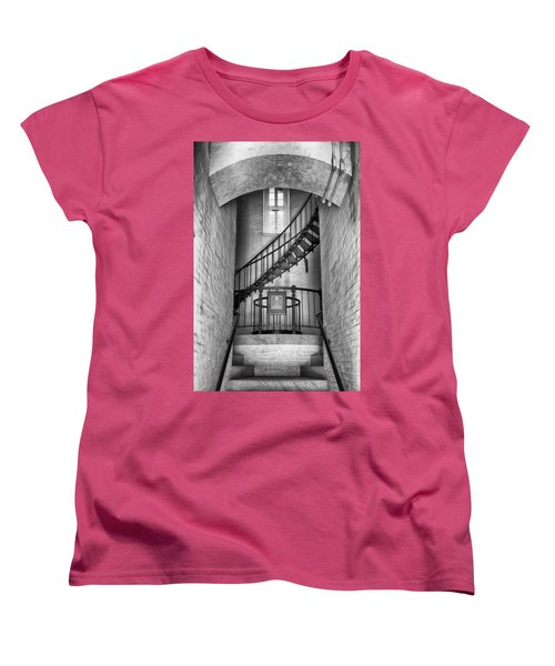 Into The Light Women's T-Shirt (Standard Cut) by Howard Salmon