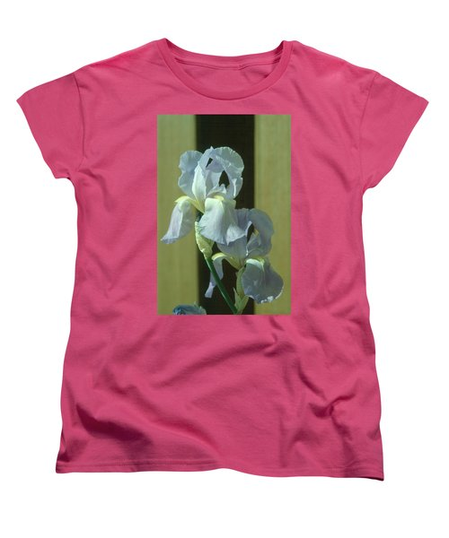 Iris 2 Women's T-Shirt (Standard Cut) by Andy Shomock
