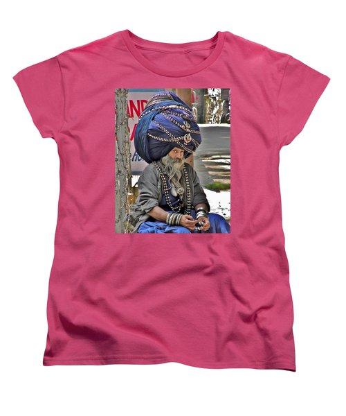 Its All In The Head - Rishikesh India Women's T-Shirt (Standard Cut)