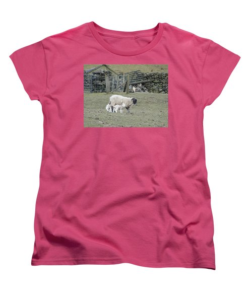Women's T-Shirt (Standard Cut) featuring the photograph It's Spring Time by Tiffany Erdman