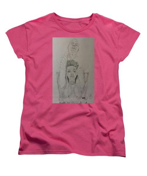 Jaybey Women's T-Shirt (Standard Cut) by DMo Herr