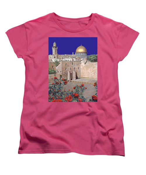 Jerusalem Women's T-Shirt (Standard Fit)
