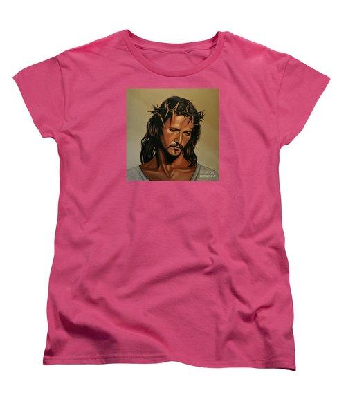Jesus Christ Superstar Women's T-Shirt (Standard Cut) by Paul Meijering