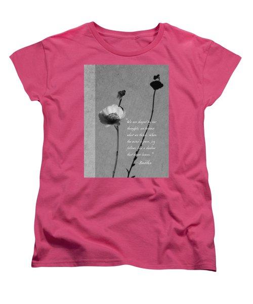 Joy Of Life Women's T-Shirt (Standard Cut) by Xueling Zou