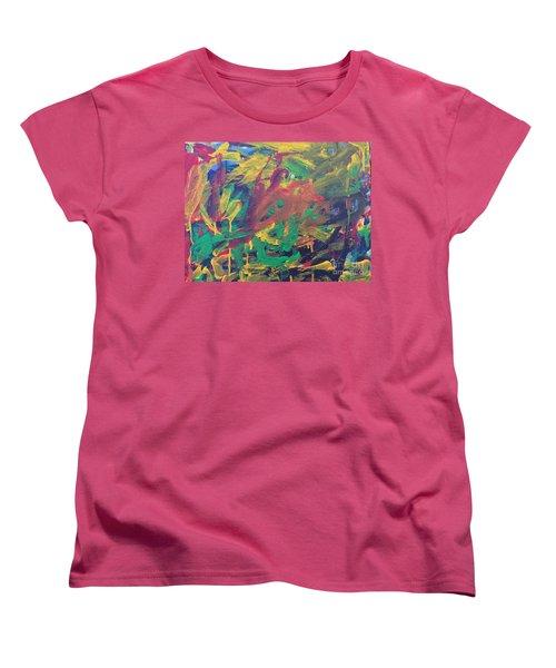 Jungle Women's T-Shirt (Standard Cut) by Donald J Ryker III