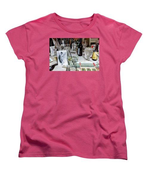 Kf 176 Women's T-Shirt (Standard Cut) by Kathleen K Parker