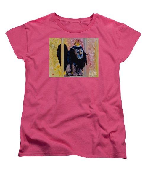 King Moonracer Women's T-Shirt (Standard Cut) by Alys Caviness-Gober