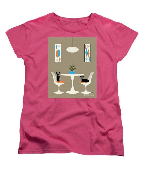 Knoll Table Women's T-Shirt (Standard Cut)