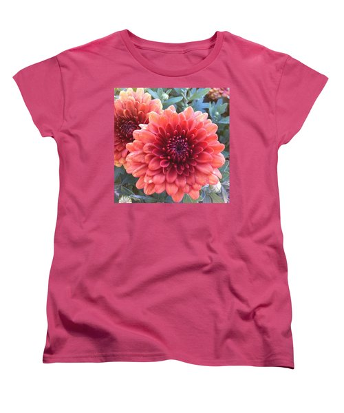 Last Of The Summer Women's T-Shirt (Standard Cut) by Denyse Duhaime