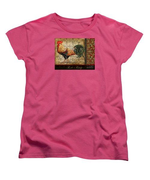 Le Coq-c Women's T-Shirt (Standard Cut)