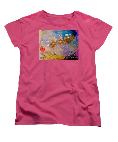 Leave Some Cookies For Santa Women's T-Shirt (Standard Cut) by Lisa Kaiser