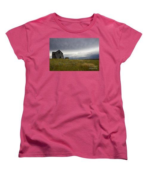 Little Remains Women's T-Shirt (Standard Cut) by Bob Christopher