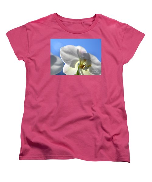 Look To The Sky  Women's T-Shirt (Standard Cut) by Neal Eslinger