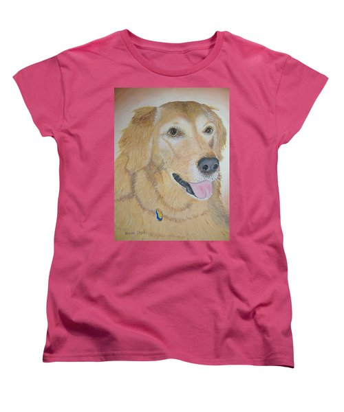 Love And Devotion Women's T-Shirt (Standard Cut) by Norm Starks