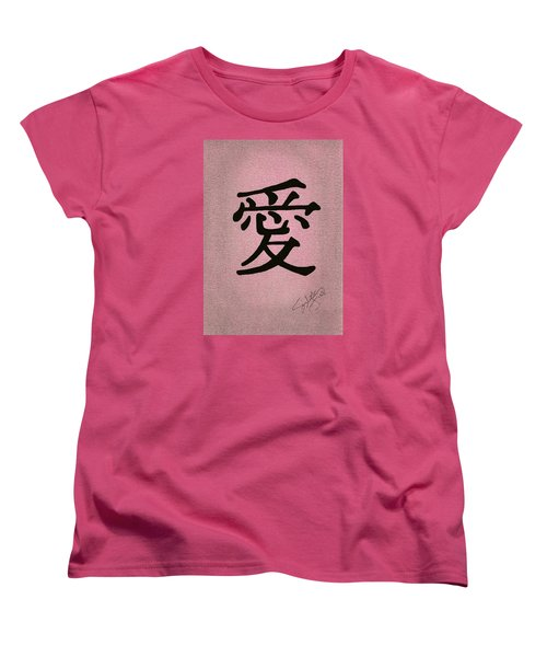 Love Women's T-Shirt (Standard Cut)