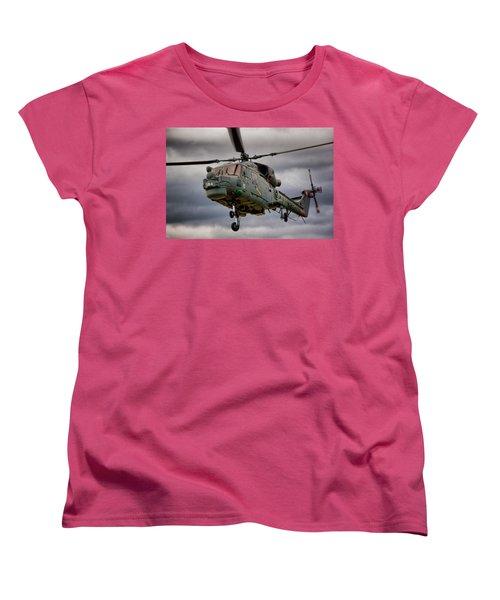 Lynx Women's T-Shirt (Standard Cut) by Paul Job