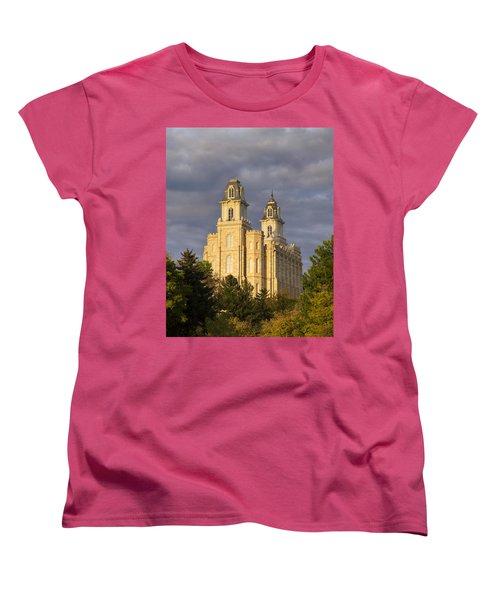 Manti Women's T-Shirt (Standard Cut) by Dustin  LeFevre