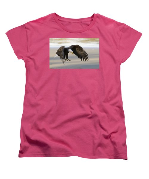 Master Of The Sky Women's T-Shirt (Standard Cut) by William Horden