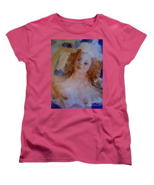 Mom Near Jupiter Women's T-Shirt (Standard Cut)