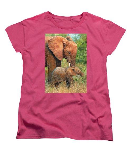 Mother Love 2 Women's T-Shirt (Standard Cut)