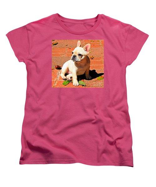 Ms. Quiggly Women's T-Shirt (Standard Cut)