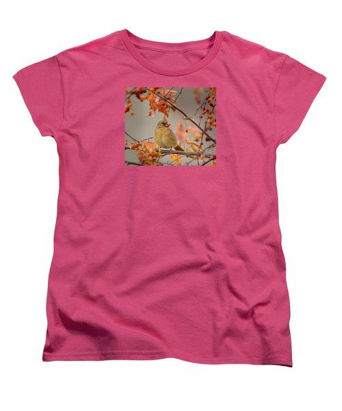 Fall Colors Women's T-Shirt (Standard Cut) by Nava Thompson