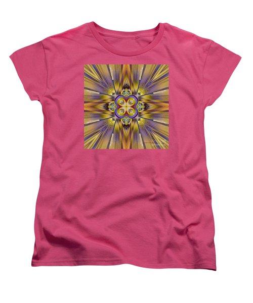 Native American Spirit Women's T-Shirt (Standard Cut) by Deborah Benoit