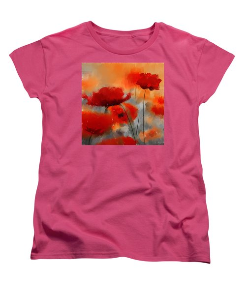Natural Enigma Women's T-Shirt (Standard Cut) by Lourry Legarde