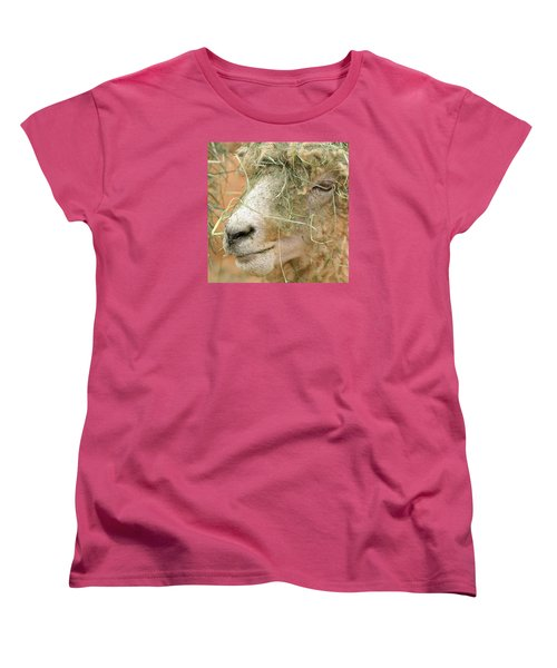 New Hair Style Women's T-Shirt (Standard Cut) by Art Block Collections