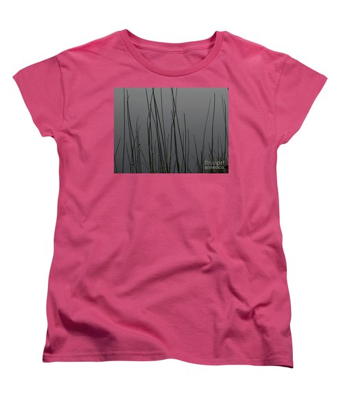Women's T-Shirt (Standard Cut) featuring the photograph New Joys by Joy Hardee