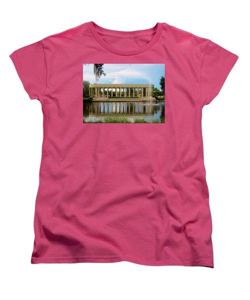 New Orleans City Park - Peristyle Women's T-Shirt (Standard Cut)