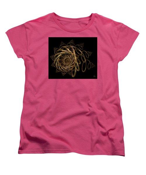 Nightfall Women's T-Shirt (Standard Cut) by Manny Lorenzo